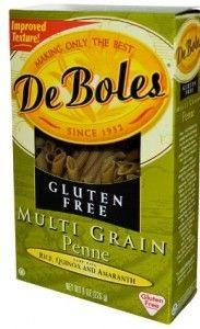 Whole Foods: $0.50 De Boles Gluten Free Pasta with sale ...