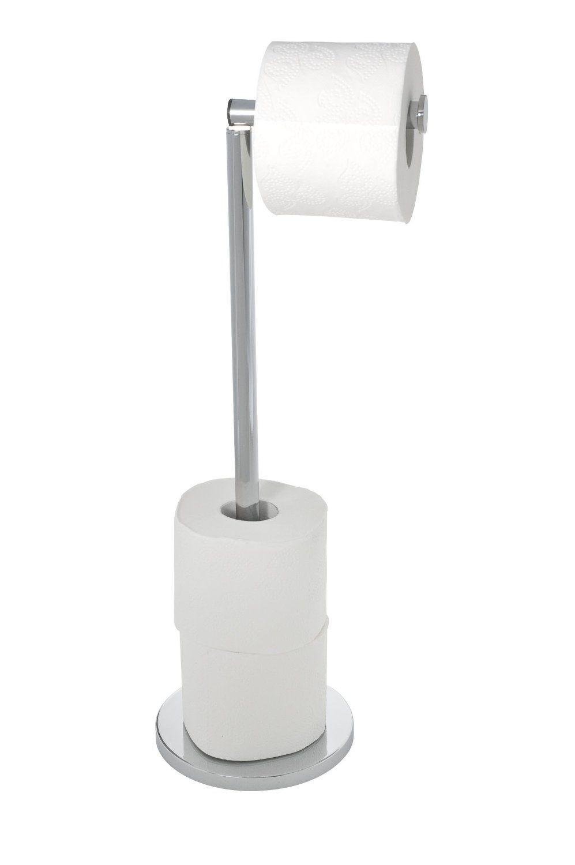 ☑ Wenko Stand Toilettenpapierhalter 2 in 1 | Mein Apartment ...