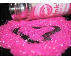pink sugar sprinkles