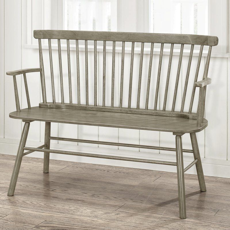 Carnany Lower Wood Bench For The Home Furniture