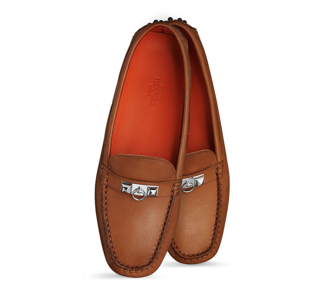 f9df565c41 Chaussures Hermès Irving - Mocassins - Femme | Hermès, Site Officiel ...