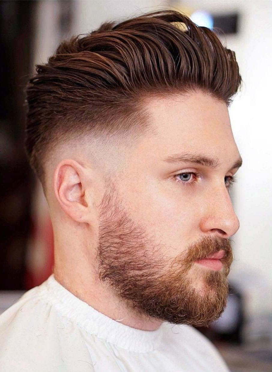Slicked Back Hairstyles 2019 Slick Hairstyle With 30 Slicked Back