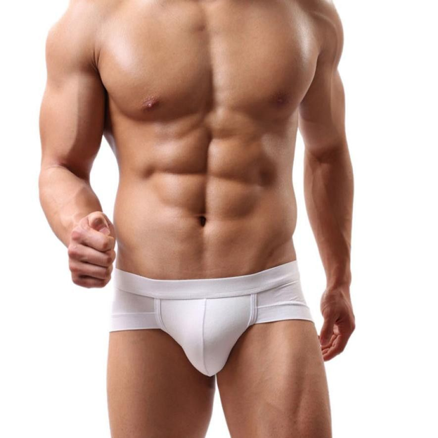 Men New Bikini Boxers UK Use Underwear Low Waist Breathable Super Quality Bulge