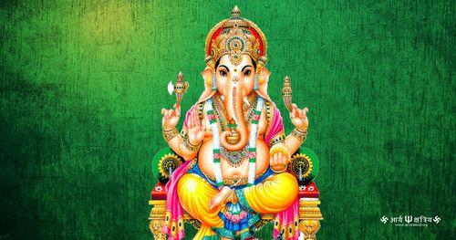Ganesha Wallpaper Spiritual Devotional Wallpapers Aryan