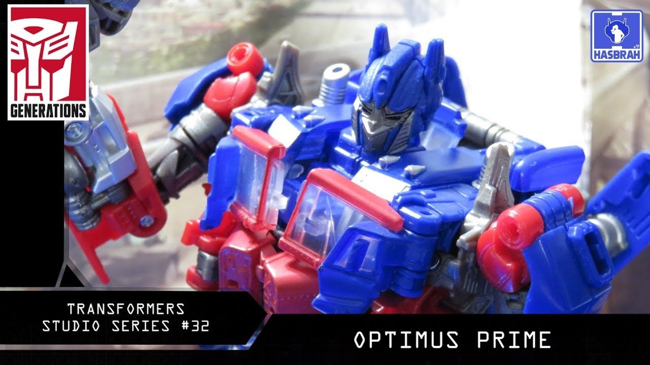 100/% Hasbro Transformers Studio Series #32 Voyager Optimus Prime NEW
