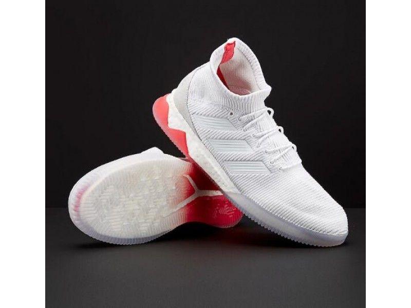 e80d935d5bca1 ... botas de futbol adidas predator tango 18.1 tr blanco blanco coral
