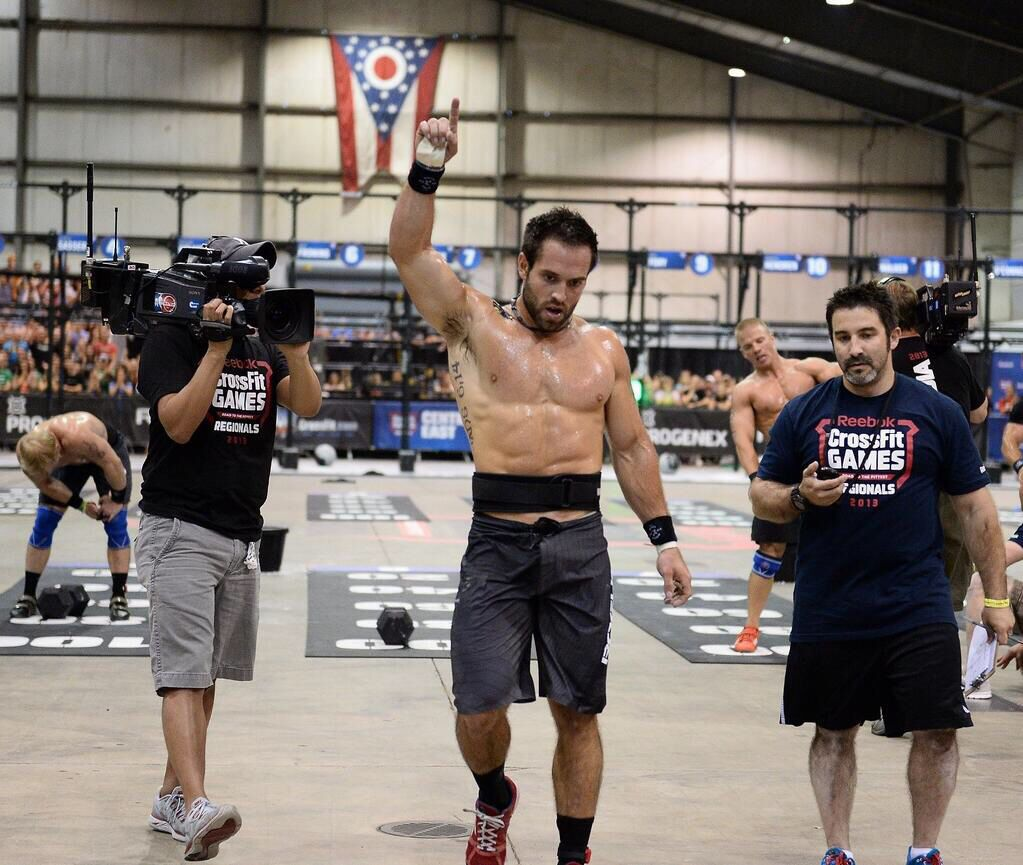 Crossfit number one Rich Fitness inspiration, Health