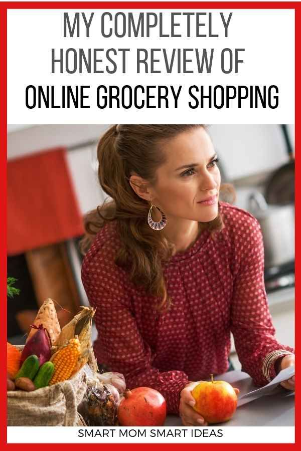 My Completely Honest Review of Online Grocery Shopping