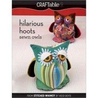 Hilarious Hoots CraftAble Download | Martha Pullen