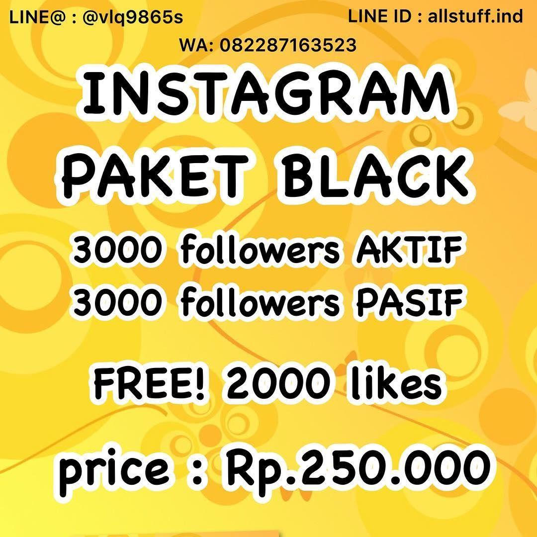 Followers Gratis Instagram Tanpa Following Dan Password