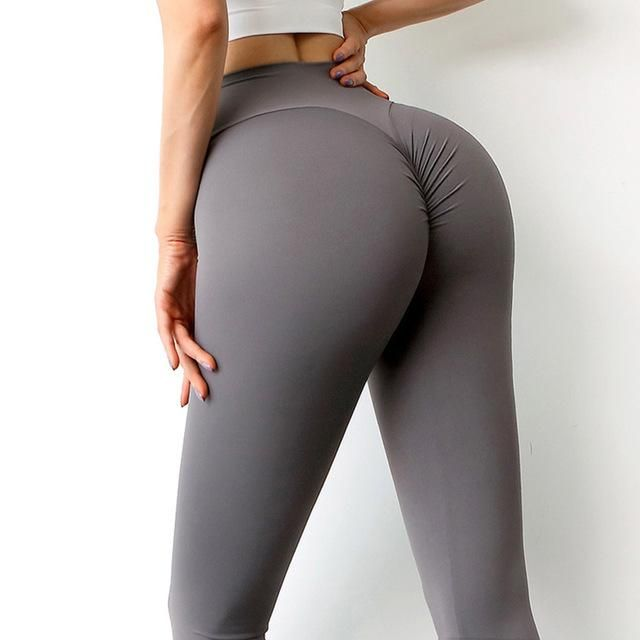 Product name: Women's yoga pants, sports pants, leggings.Product material: 80% nylon, 20% spandex.Product features: Sexy, like your second