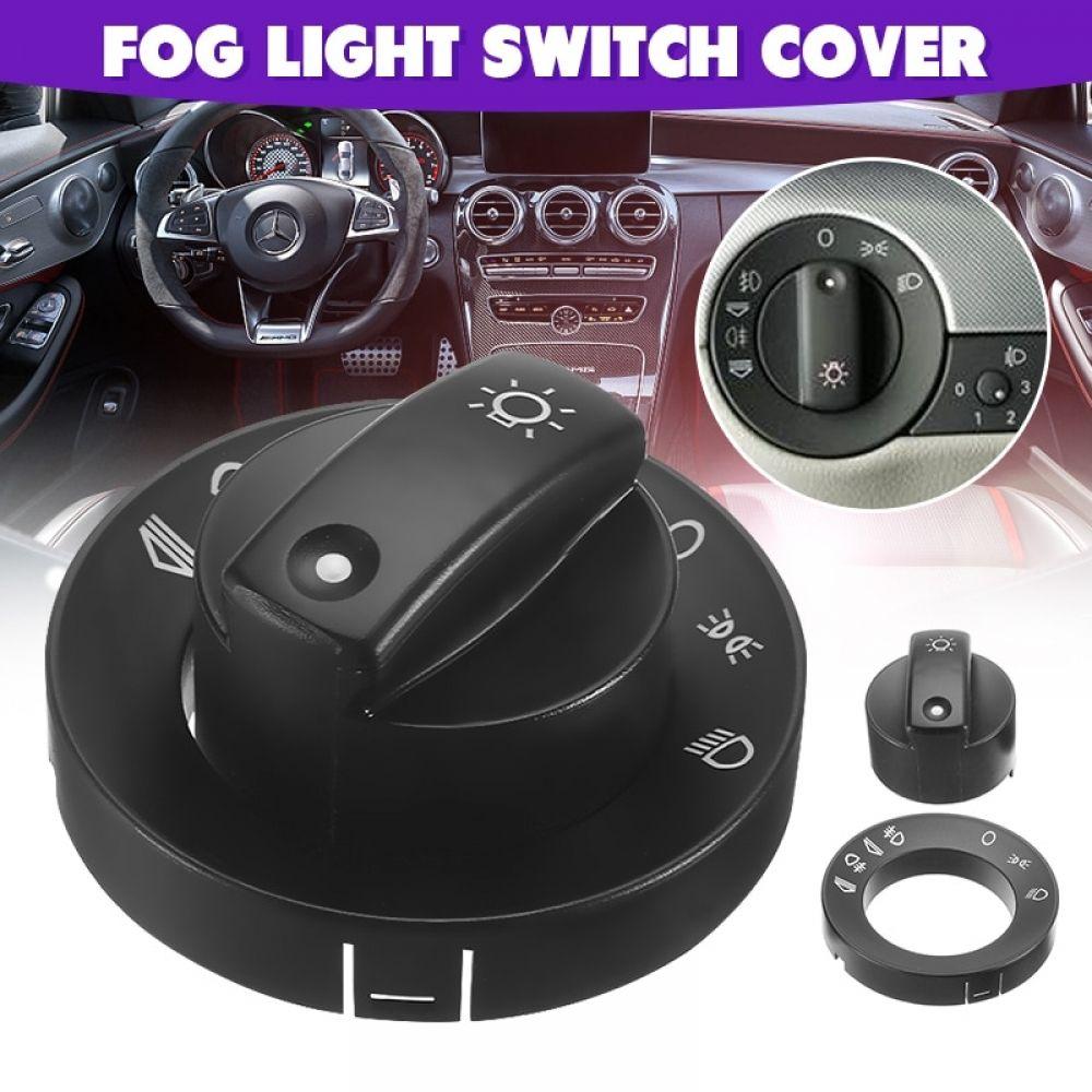 Headlight Fog Light Switch  Repair Kit Cover  New For Audi A4 S4 8E B6 2000-2007