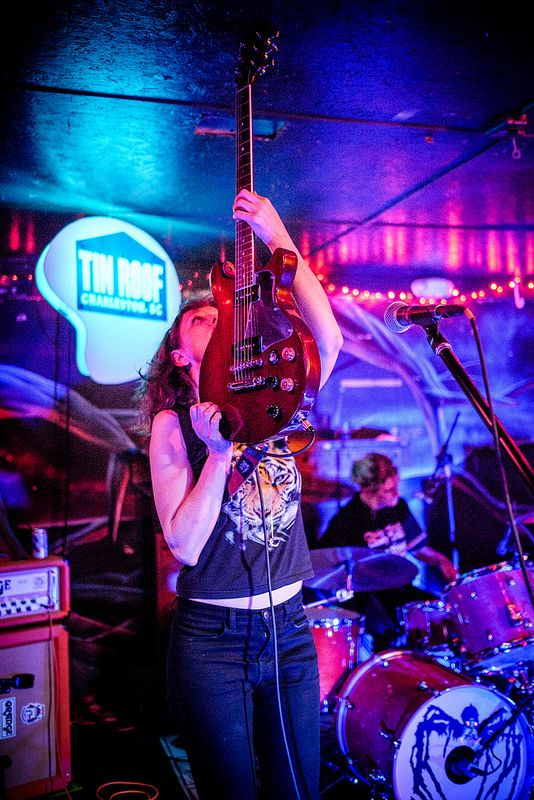 Great Ex Hex @ Tin Roof Charleston, SC 1/4/2015 By Joseph W
