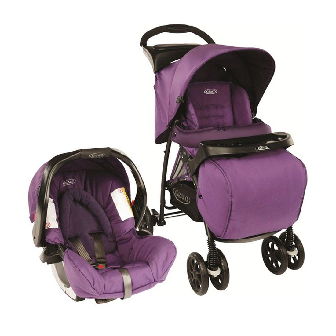 Medium Of Graco Travel System