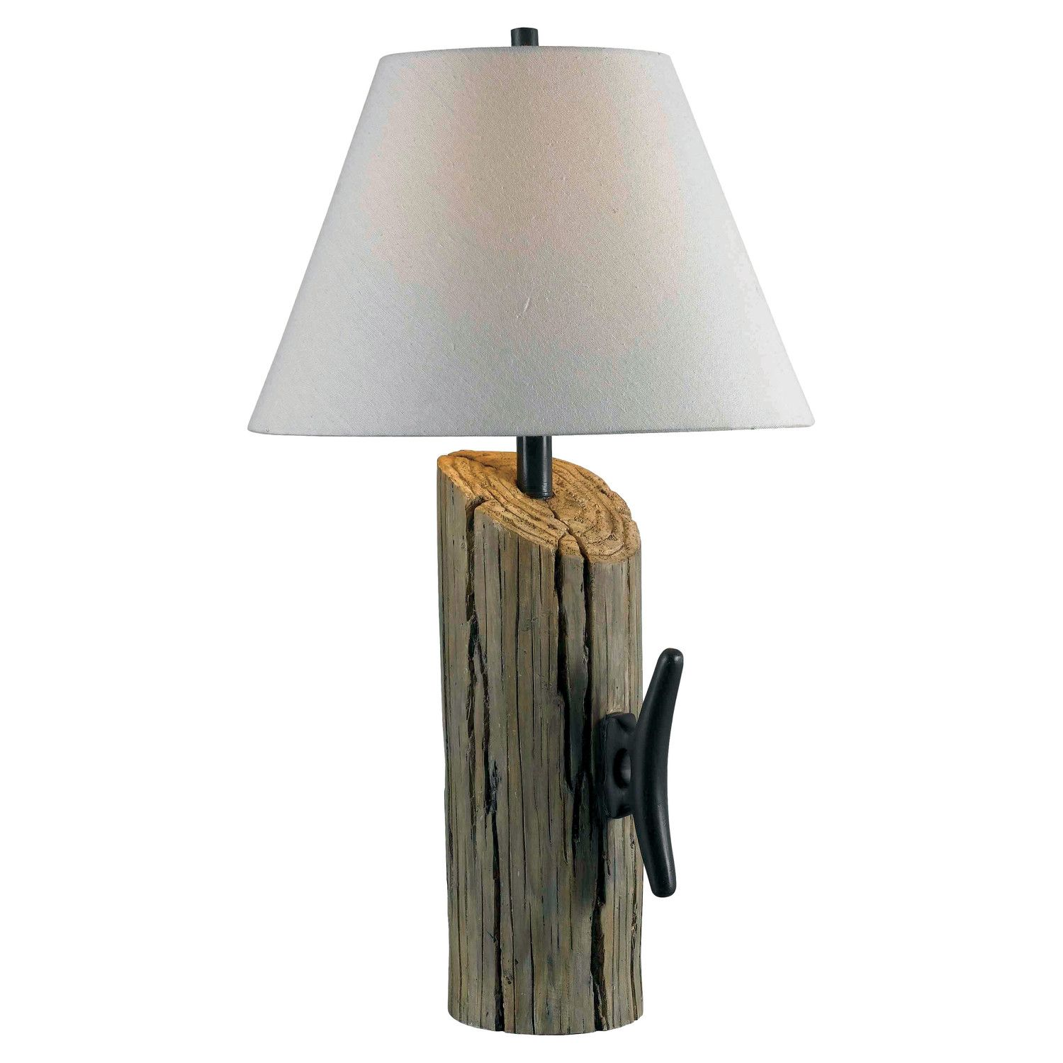 "Wildon Home ® Cole 28.25"" H Table Lamp with Empire Shade"