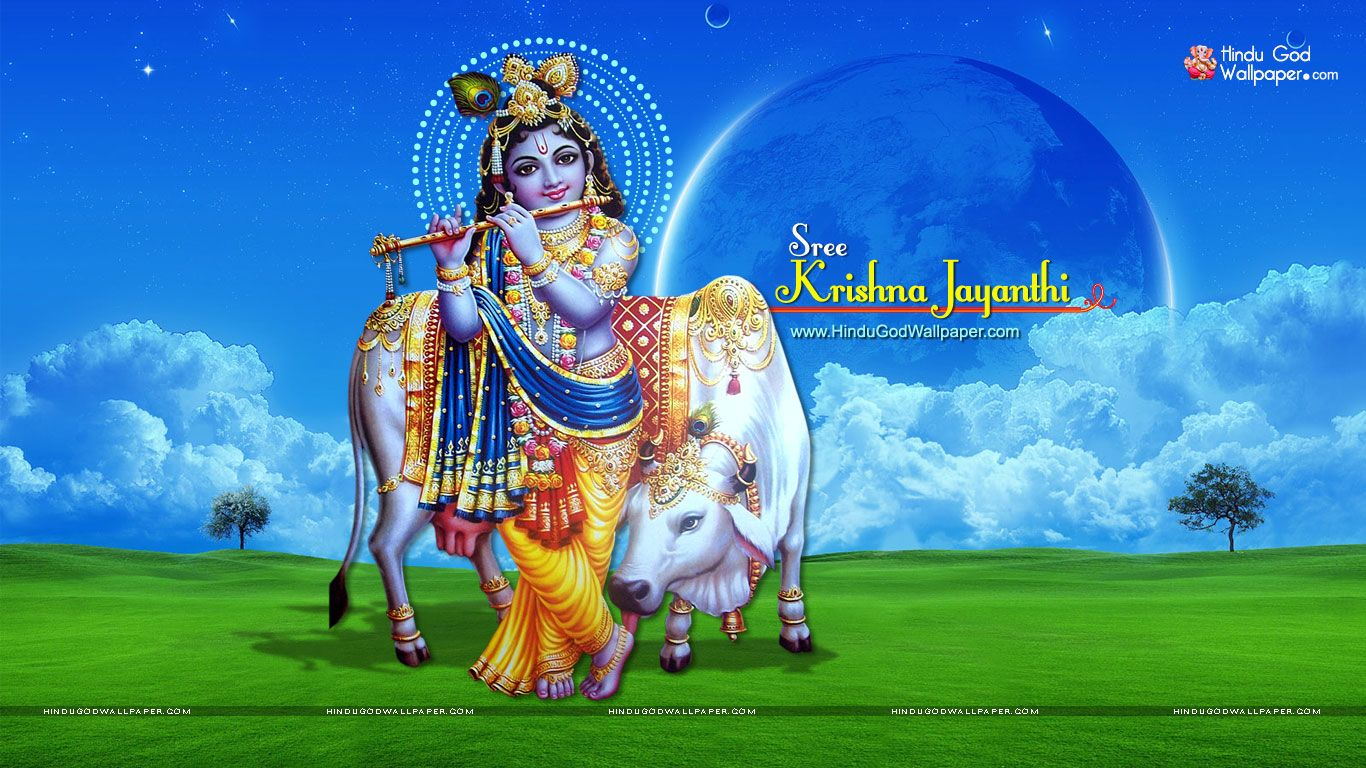 Sree Krishna Jayanti Wallpapers