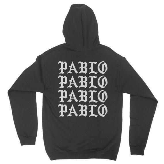 I Feel Like Pablo Hoodie Pablo Hoodie Hoodie Kanye West Hoodie Yeezy Season Msg T Shirt Handmade We Make T Hoodies Yeezus Hoodie Pablo Shirt