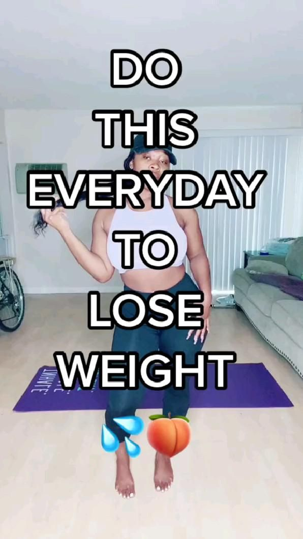 do this everyday to lose weight #loseweight #keto #weightlossexercise #losefat