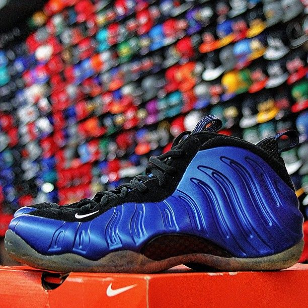 new arrival 04619 c483c ... sweden nike air foamposite one royal 2007 will be the 1st wanted  sneakers in my board