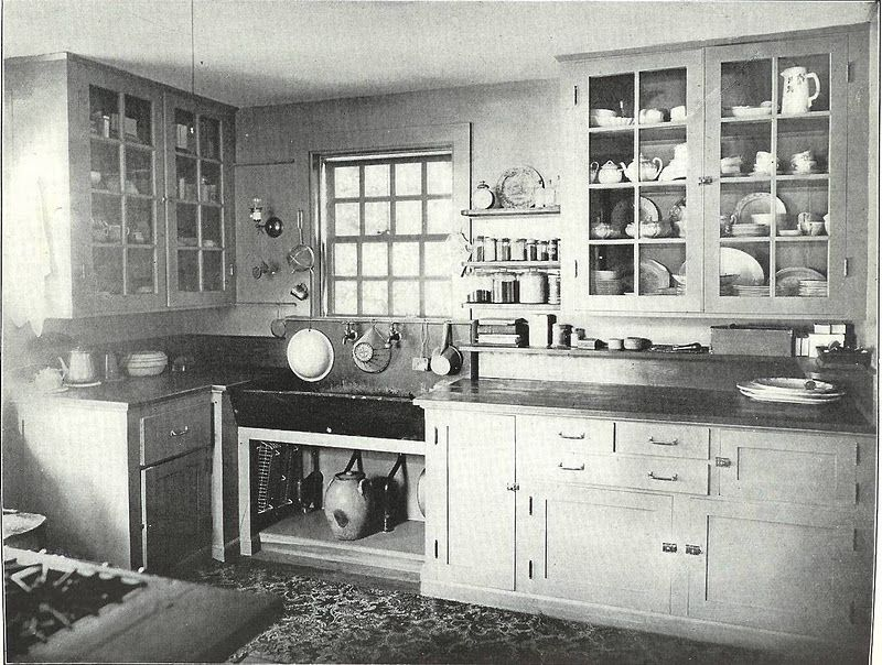 ideas for a 1920s kitchenif we keep things period appropriate - 1920s Kitchen