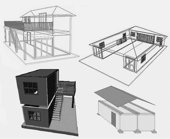 Shipping Container Underground Construction Plans Plans