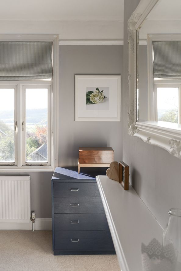 A Spare Room With A View Chic Shadow Bedroom Living Room Grey Bedroom Wall Colors