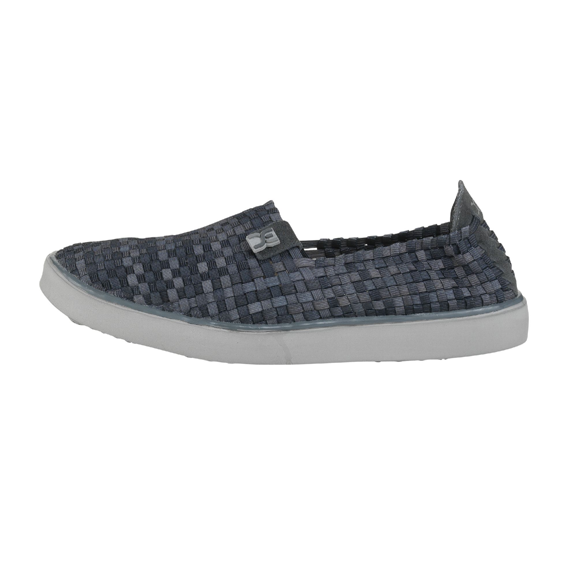 Dude Shoes Women's E-last Simple Funk Grey Slip On UK5 / EU38 uSihtfx