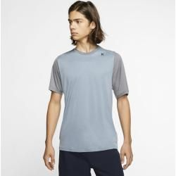 Photo of Hurley Quick Dry Nu Basics Short Sleeve Top for Men – Blue Nike