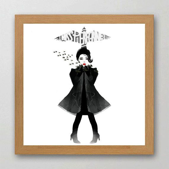 Miss Peregrine's Home for Peculiar Children poster,Instant Download,Printable Art,Miss Peregrine's Home for Peculiar Children Art,Tim Burton