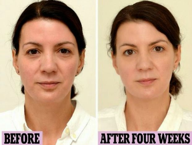 How Your Face Drastically Changes After 30 Days Of Drinking Water Health Health And Beauty Face Change
