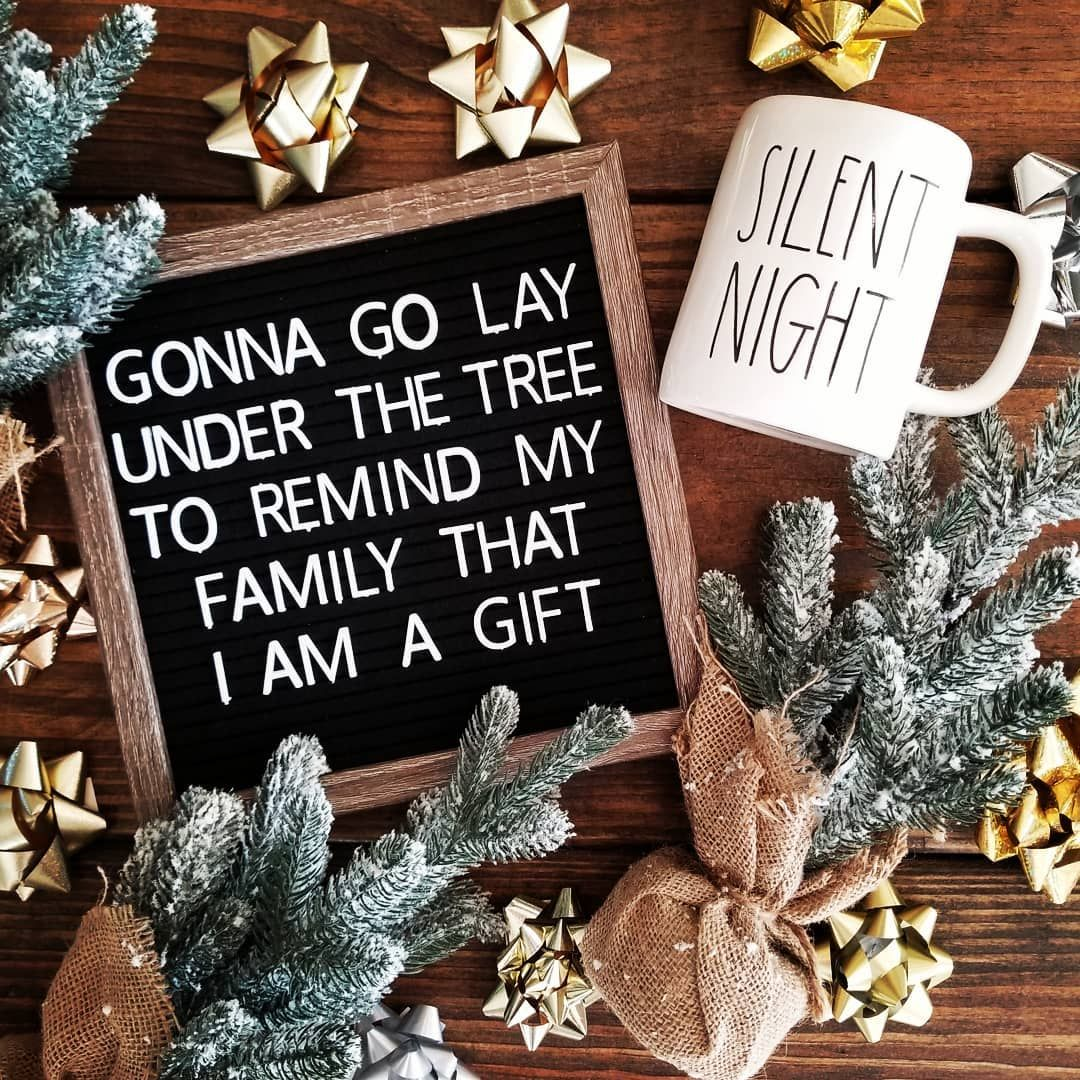 Raedunner On Instagram Oh Christmas Tree Oh Christmas Tree Raedunn Dailydunnde Christmas Quotes Funny Christmas Quotes Christmas Humor