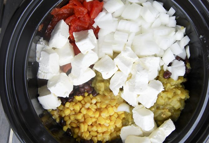 Mexican Cream Cheese Crock Pot Chicken Recipe Crock Pot Cooking Crockpot Chicken Recipes