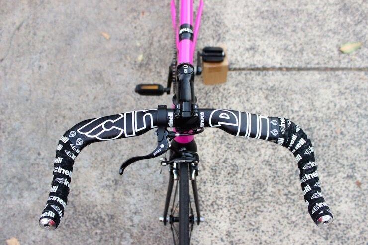 Cinelli Mash Bullhorn Bar Retro Bike Bicycle Bike