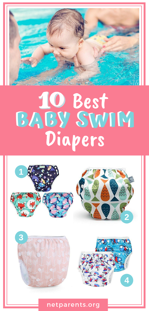 10 Best Baby Swim Diapers Reviews of 2019