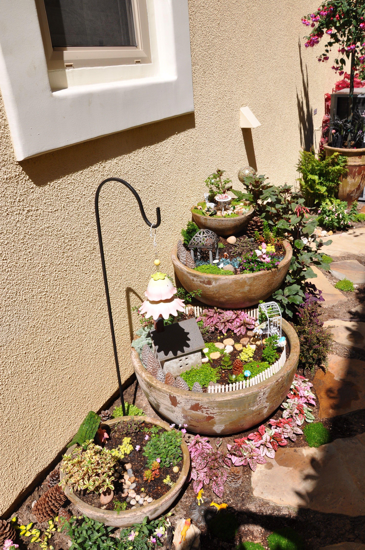 Most magical fairy village garden ideas 10read more