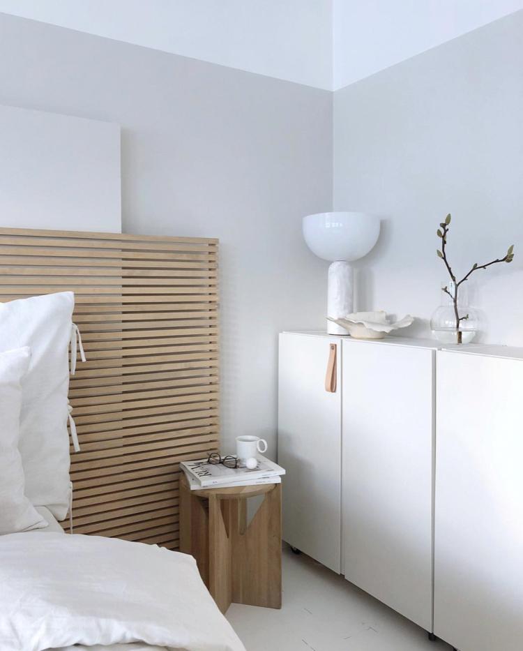 10 Ikea Ivar Hacks To Inspire You This Weekend Krone Kern Ikeabedroomideas Bedroom Interior House Interior Bedroom Design