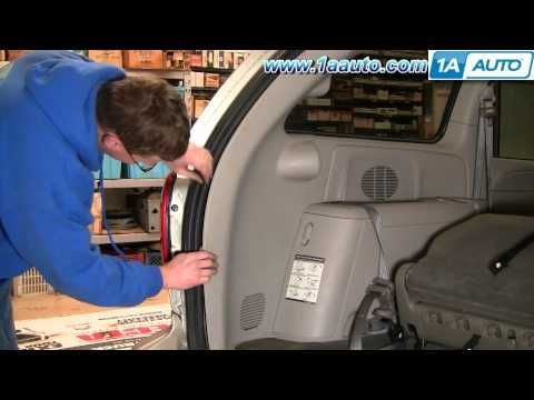 How to fix replace rear vent window power motor chrysler dodge how to fix replace rear vent window power motor chrysler dodge caravan http1aauto utmsourceyoutubemediumyoutubecampaign1atony fandeluxe Image collections
