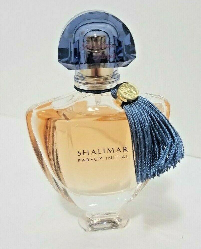 Shalimar Initial Eau 3oz 40ml1 Guerlain Tester De Parfum HDI9E2