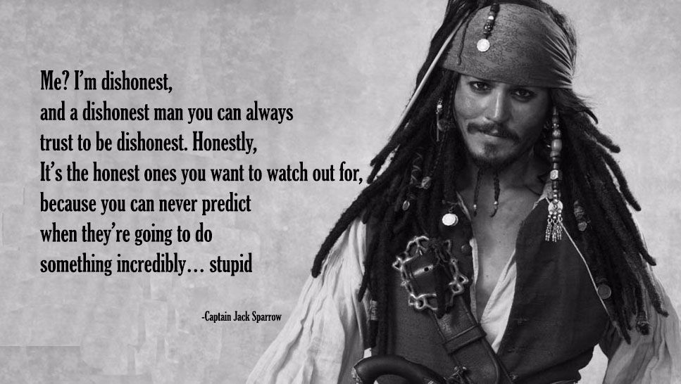 Image result for quotes jack sparrow | Jack sparrow quotes ...