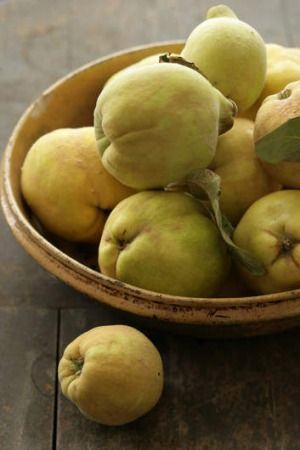 Options: Quinces can become sweet and juicy through slow cooking.