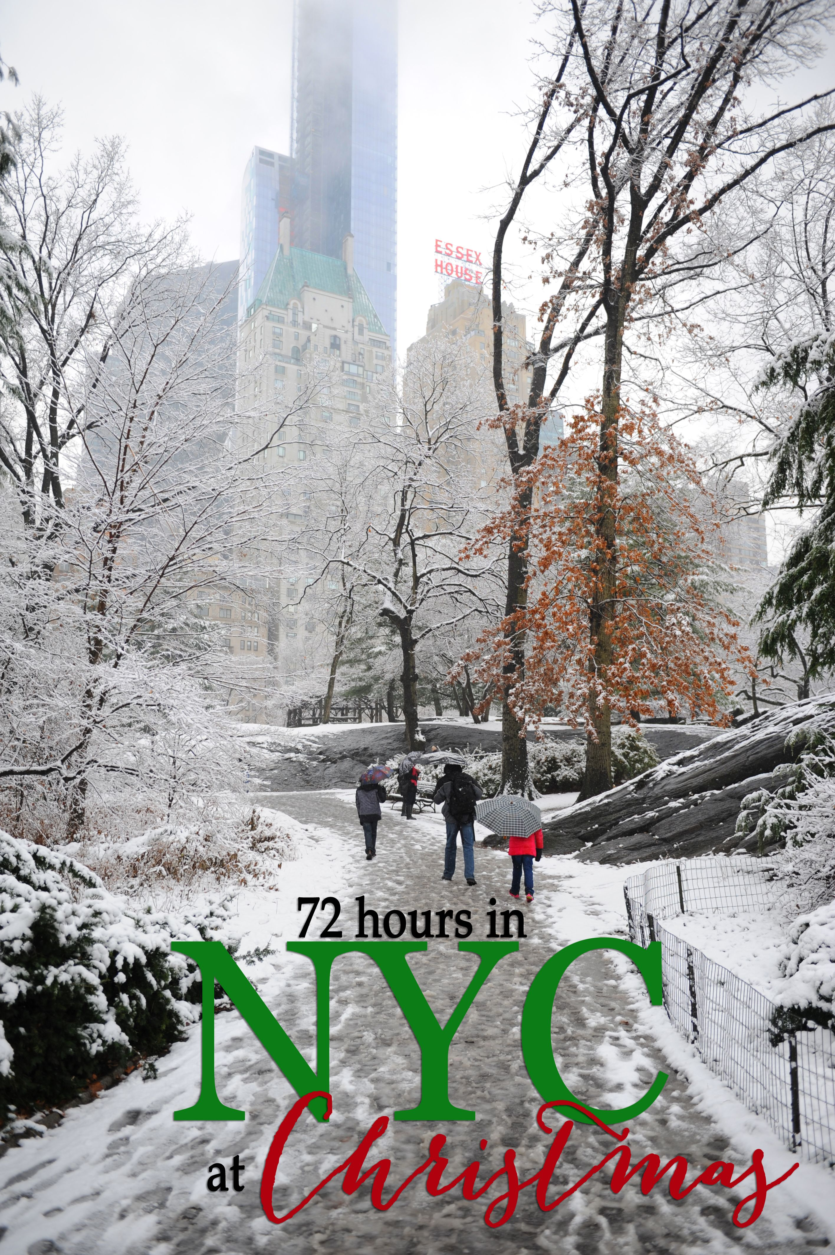 New York City At Christmas : Things To Do