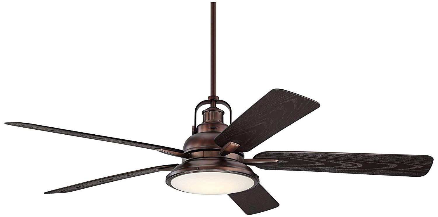 60 Wind And Sea Industrial Outdoor Ceiling Fan With Light Led