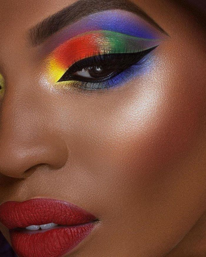 Juvia's Place Afrique Makeup Collection 2018 Makeup