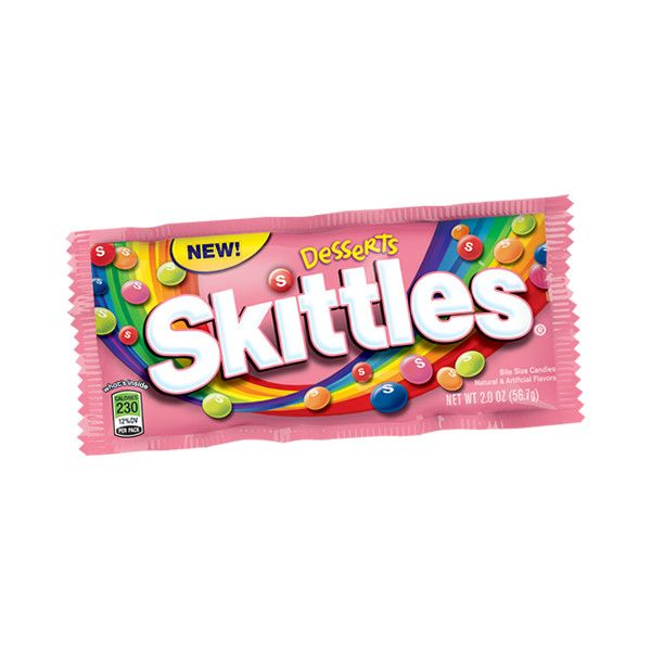 Skittles Skittles Flavors Liked On Polyvore Featuring Food Fillers Candy Food And Drink And Accessories Skittles Colourful Snack Candy Desserts