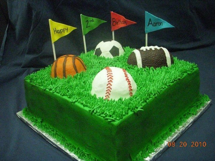 Take a look through our boys birthday cake gallery below and let