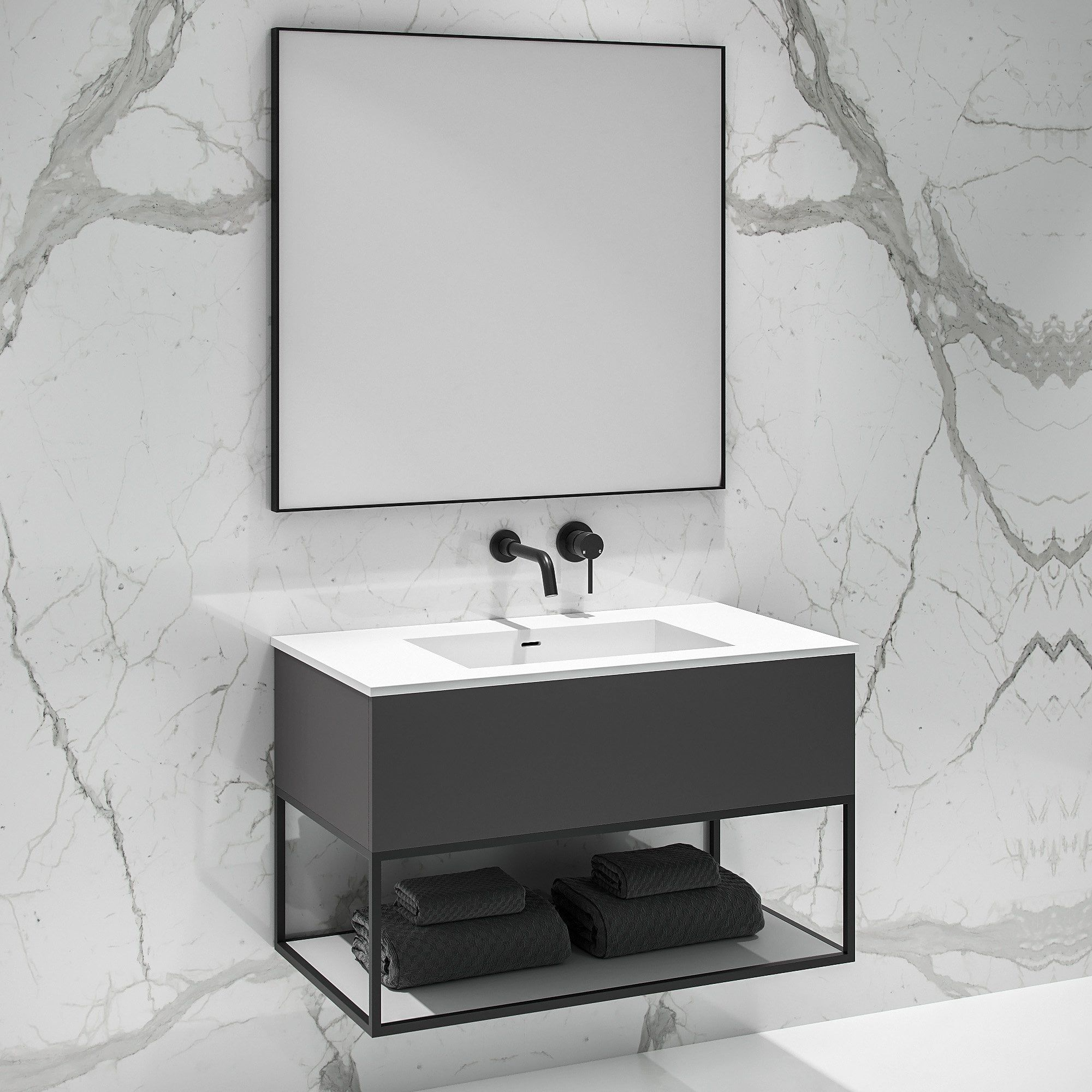 Vanity Units For Bathrooms