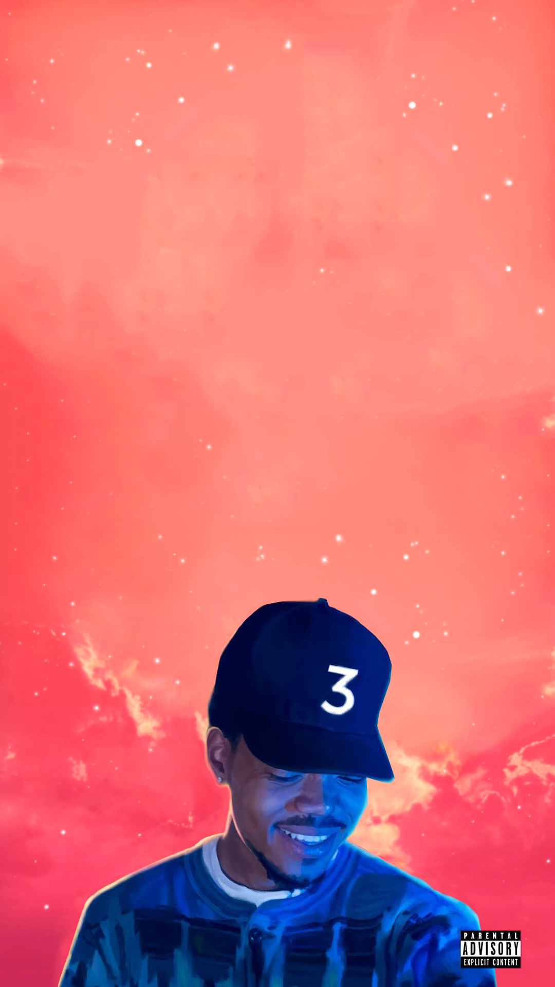 1080x1920 Chance 3 Need Iphone 6s Plus Wallpaper Background For Iphone6splus Follow Iphone Chance The Rapper Coloring Book Album Coloring Book Chance