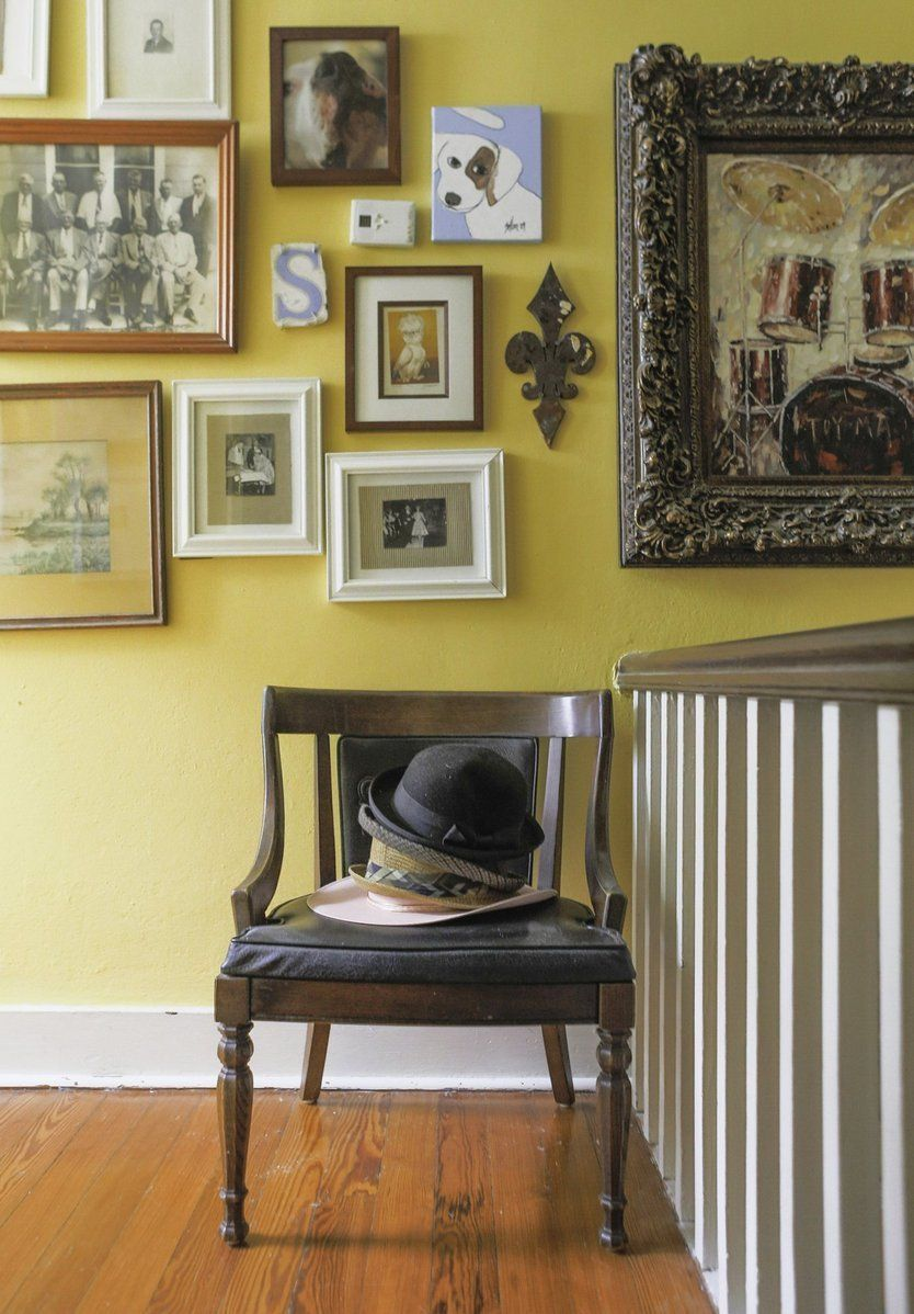 Get The Look: Southern Comfort | Gallery wall, Walls and Apartments