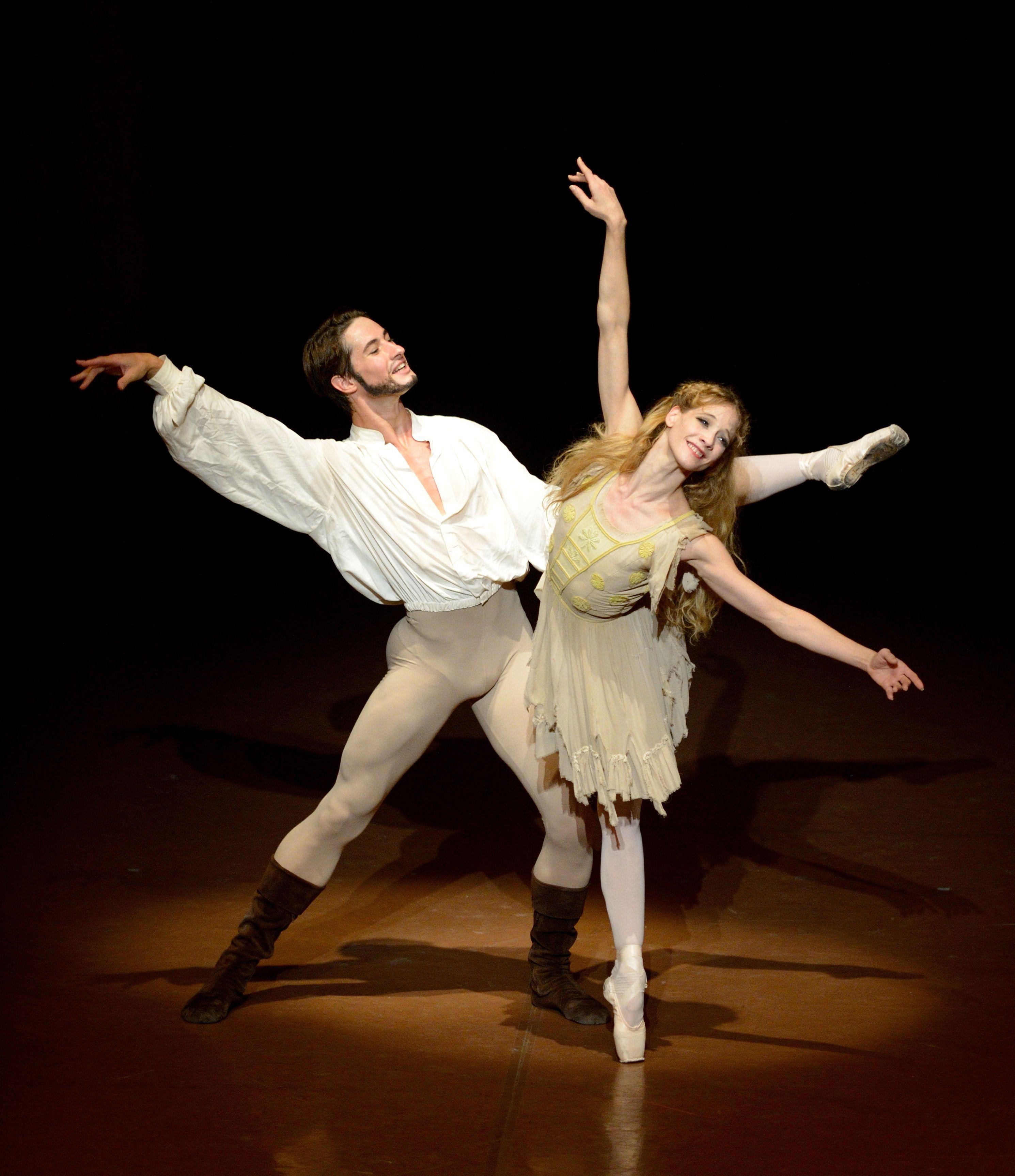 The Stuttgart Ballet Dance The Taming Of The Shrew Stuttgart