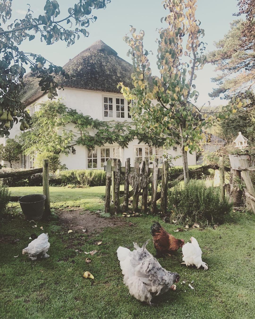 Photo of Landhaus ? PS. #garten zaun grau